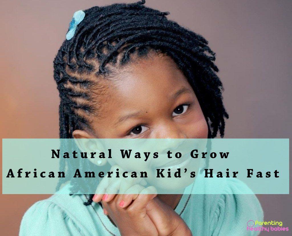 african american kids hair