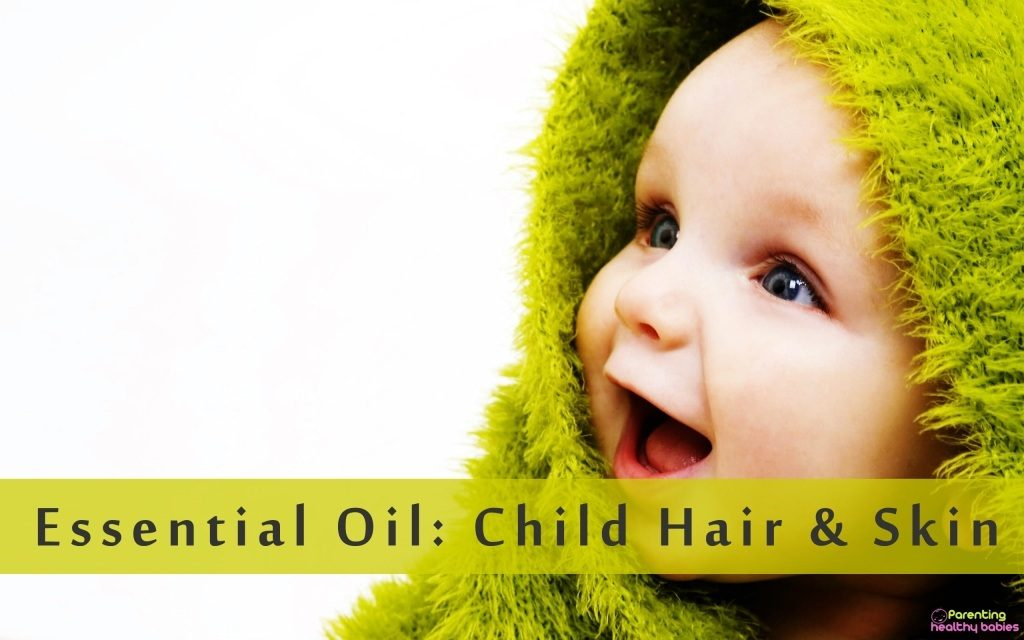 essential oil for hair and skin