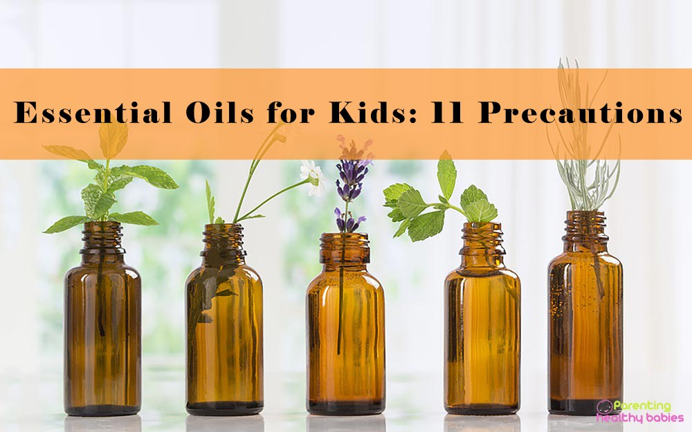 essential oils precautions