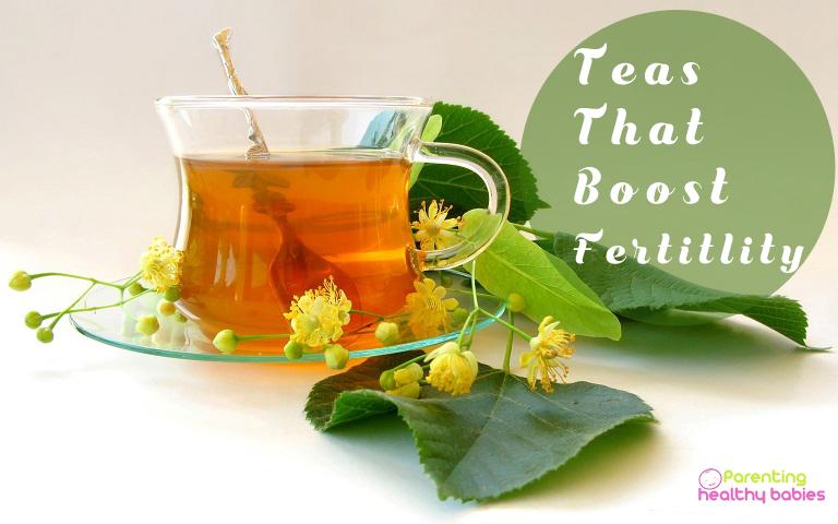 fertility teas