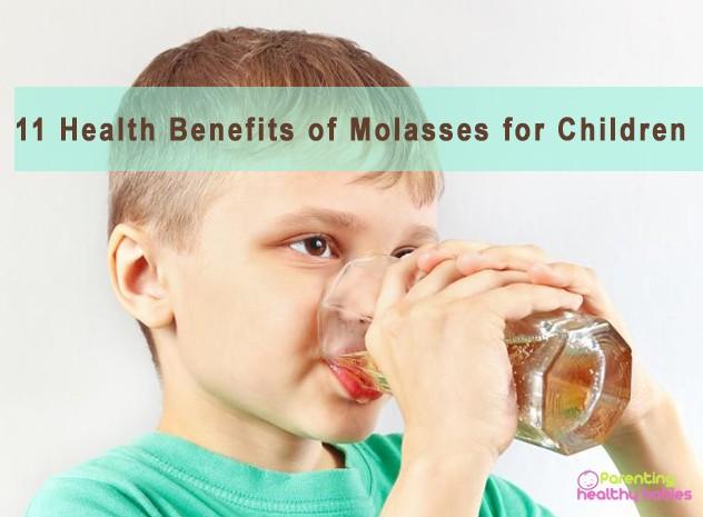 molasses for children