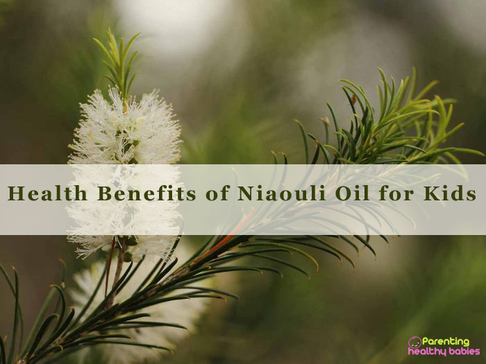 niaouli oil for kids