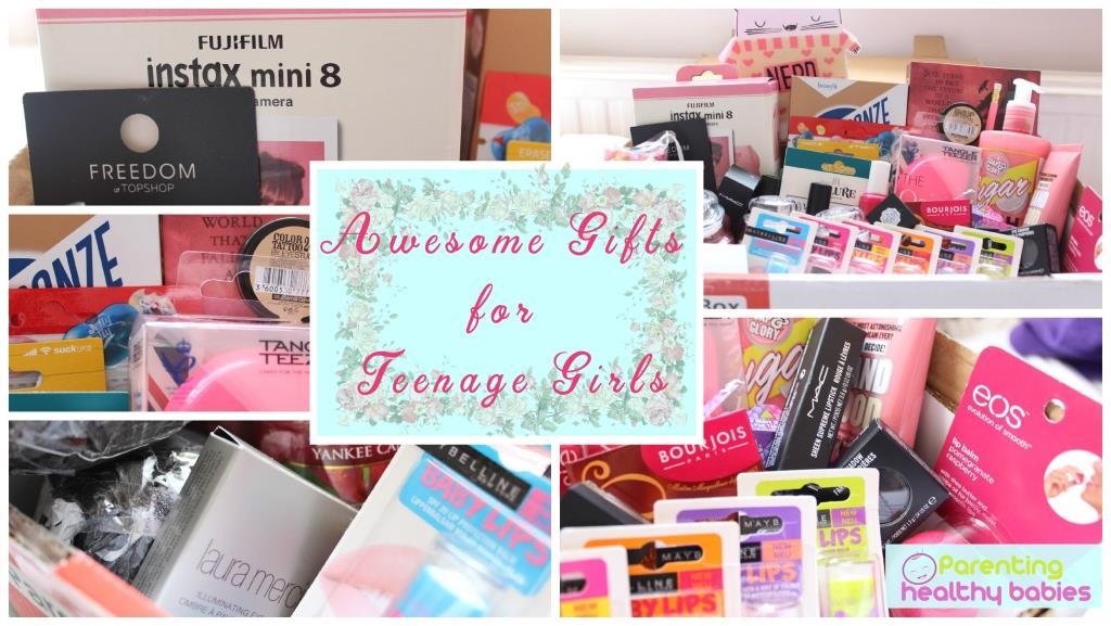 teenage girl gifts