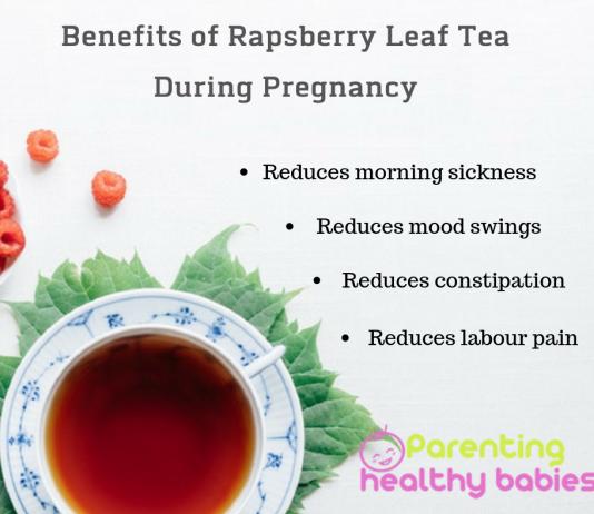 Rapsberry Leaf Tea