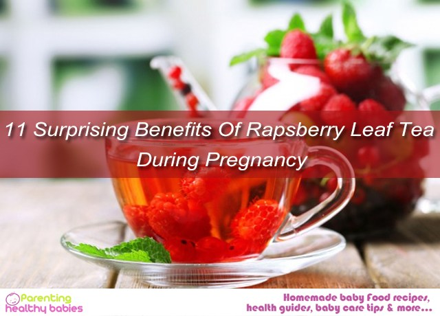 Rapsberry Leaf Tea