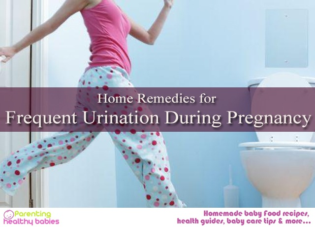 Urination During Pregnancy