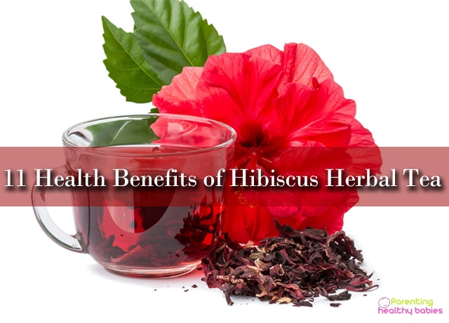hibiscus herbal tea benefits