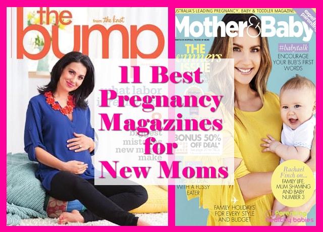 pregnancy magazines