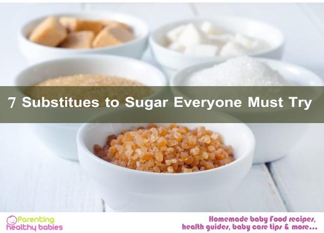 sugar substitues