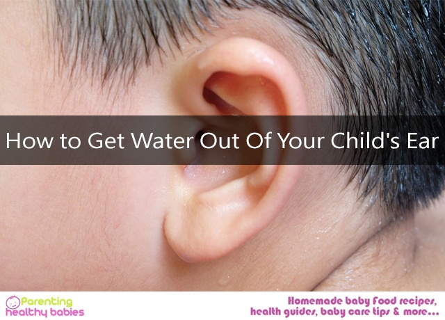 water childs ear