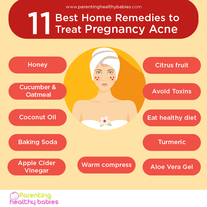 Home Remedies for Pregnancy Acne-01