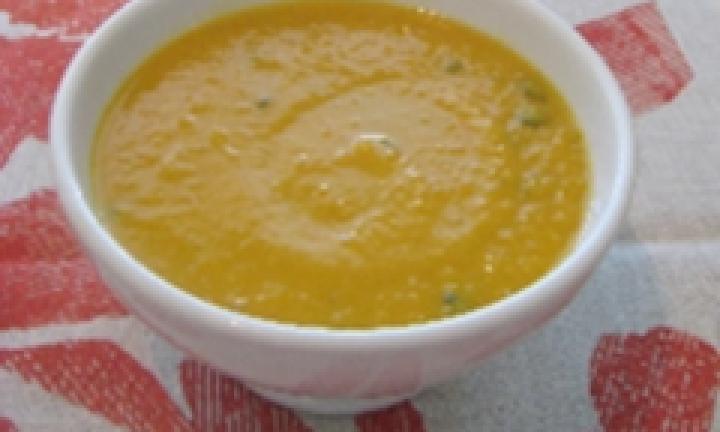 Red Lentil And Pumpkin Soup Recipe