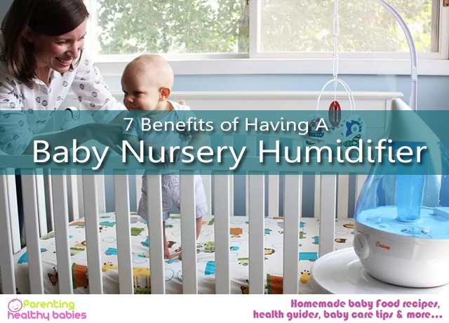 Baby Nursery Humidifier