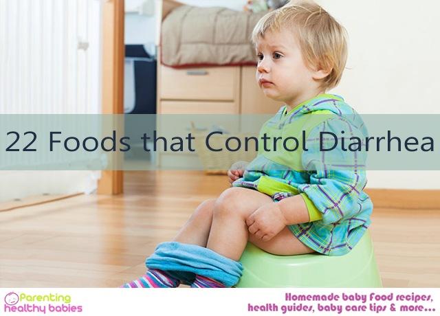 Control Diarrhea