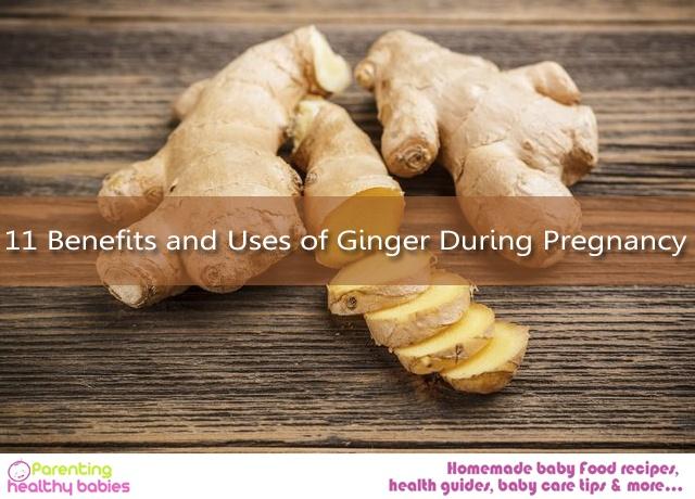 Ginger During Pregnancy
