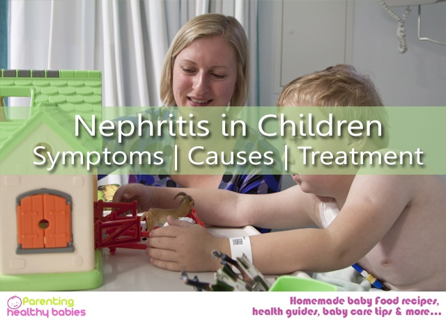 Nephritis in children
