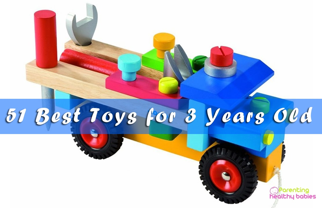 best toys for 3 years old