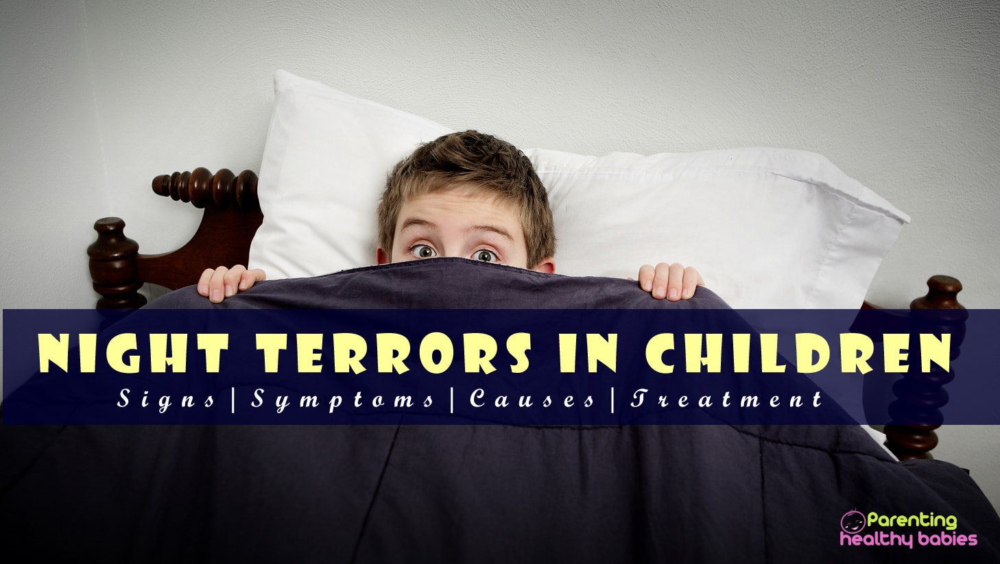 night terrors in children