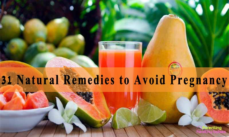 avoid pregnancy naturally