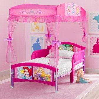 disney toddler bed