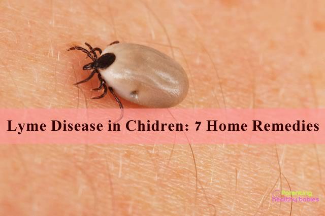 lyme disease in children