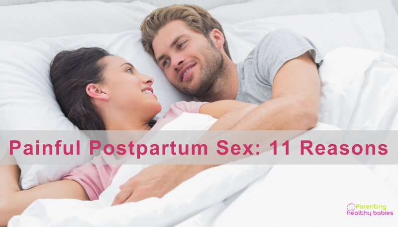 painful postpartum sex