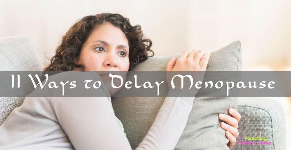 postponing menopause