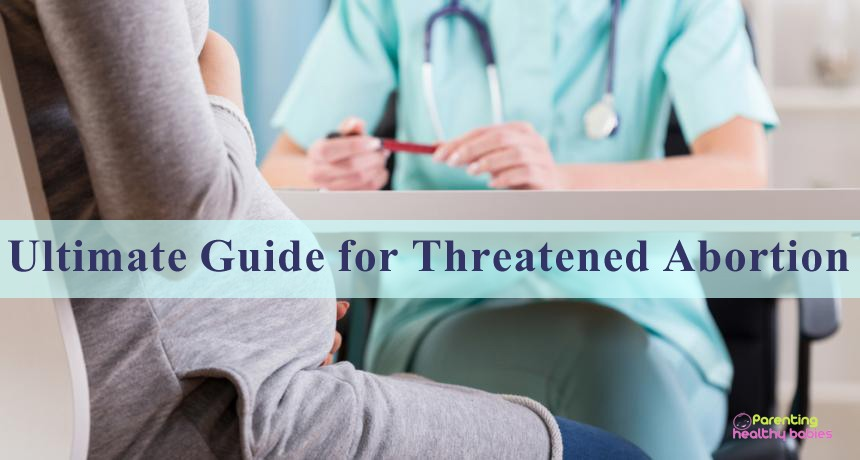 threatened abortion guide