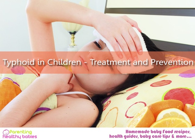 Typhoid in Children