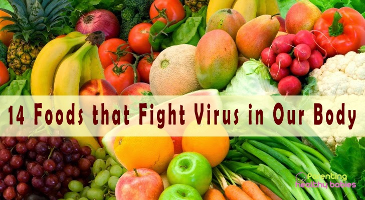 foods that fight virus