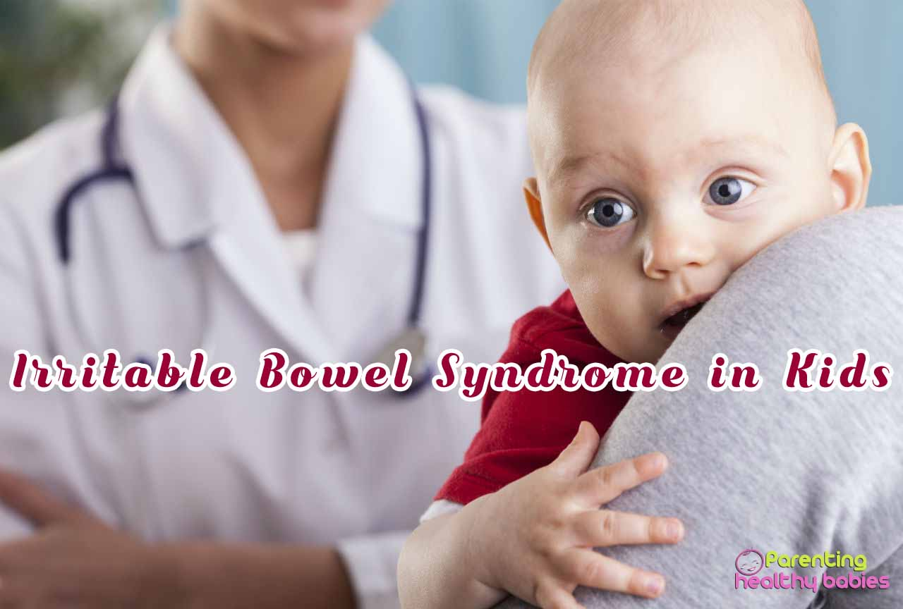 irritable bowel syndrome in kids