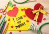 mother's day diy card ideas