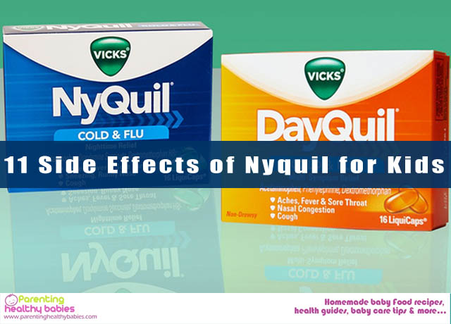 nyquil for kids