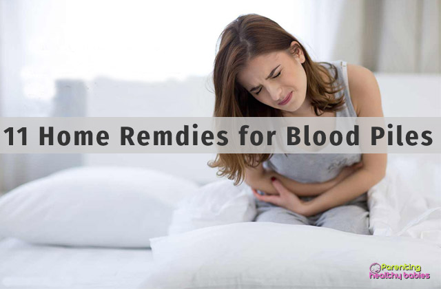 remedies for blood piles