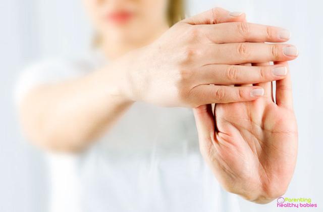 Arthritis during pregnancy