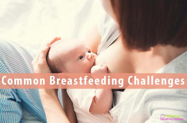 Common Breastfeeding Challenges