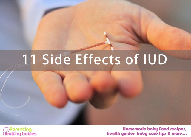 Effects of IUD