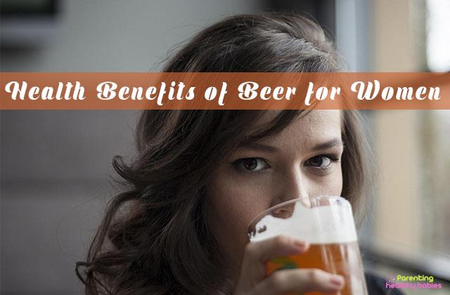 Health Benefits of Beer for Women