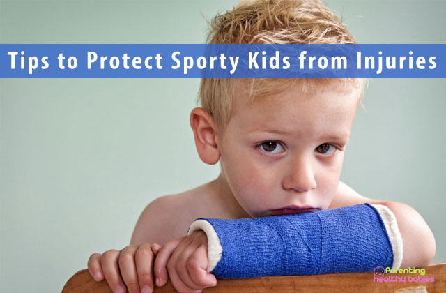 Tips to Protect Sporty Kids from Injuries