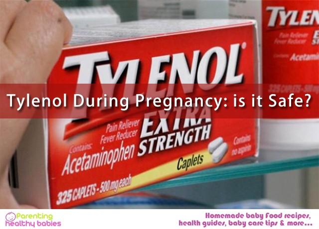 Tylenol During Pregnancy