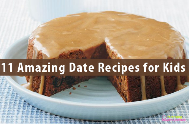 amazing date recipes for kids