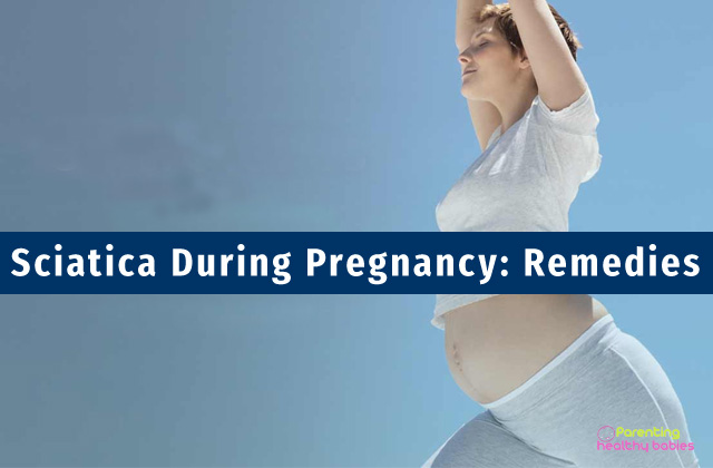 home remedies for sciatica during pregnancy