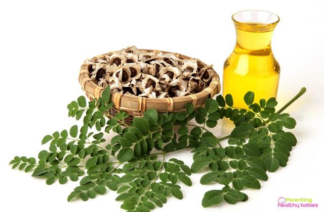moringa seed oil health benefits