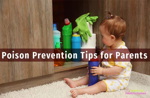 poison prevention tips for parents