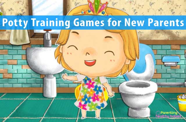 potty training games for new parents