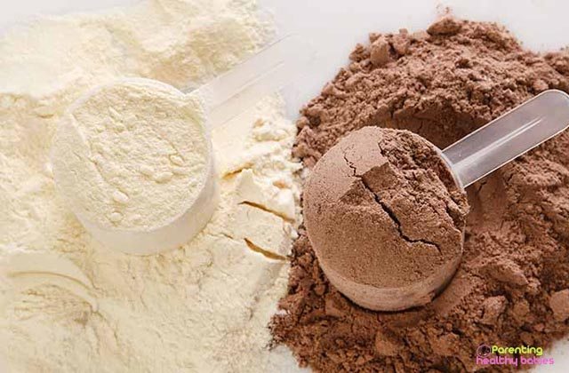 protein powder for teens