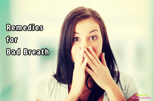 remedies for bad breath