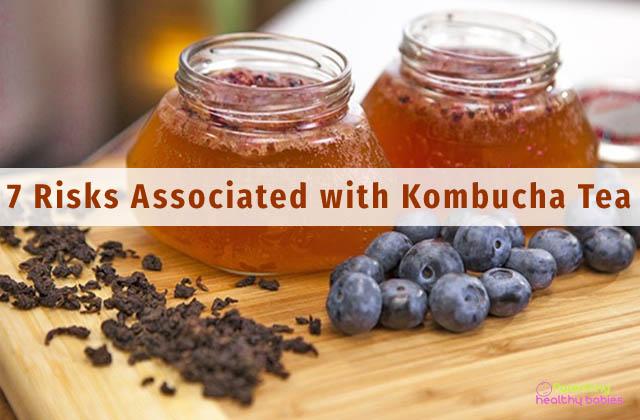 risks of kombucha tea