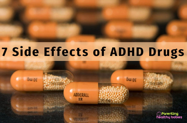 side effects of adhd drugs