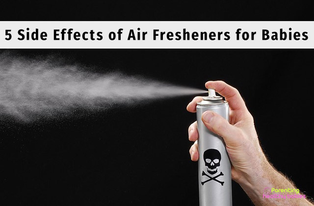 side effects of air fresheners